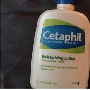 Other - Cetaphil moisturizing lotion